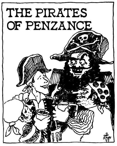 the pirates of penzance gsopera gilbert and sullivan opera