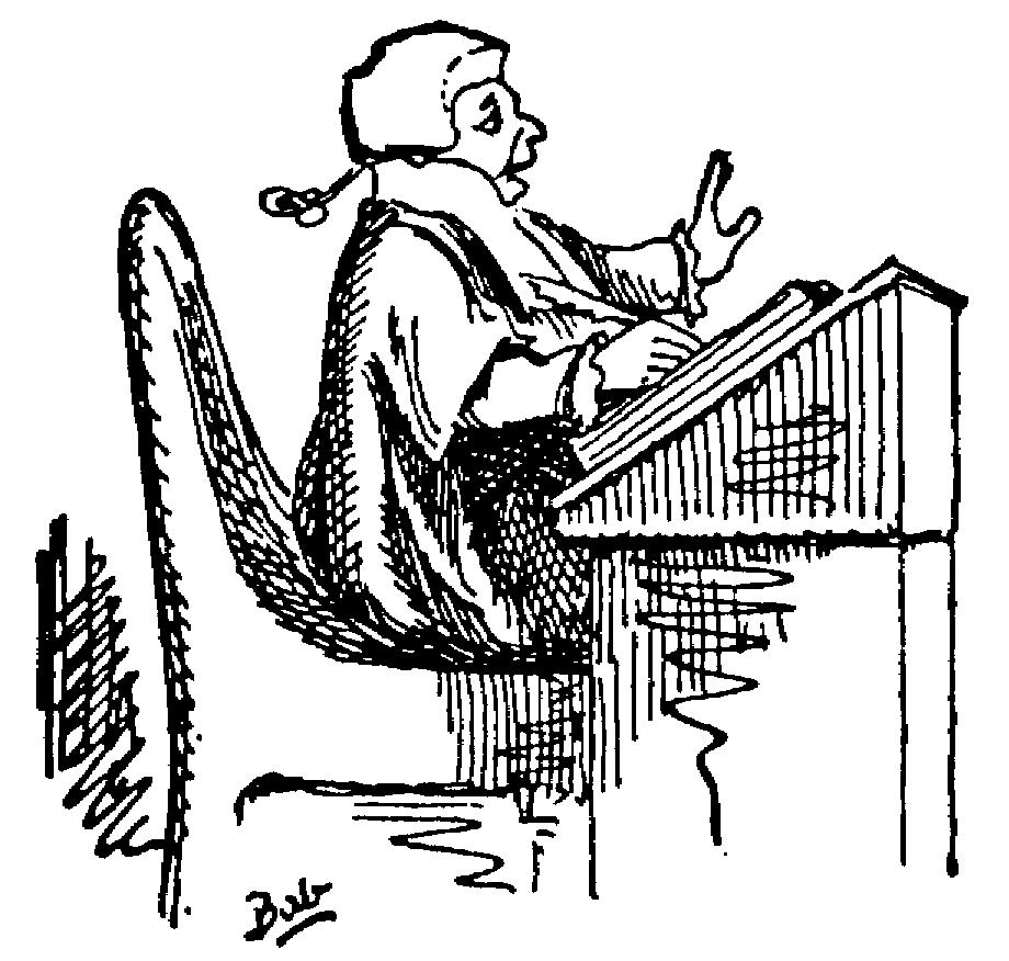 Sketch of Undress wig