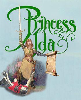 GSOV poster of Princess Ida