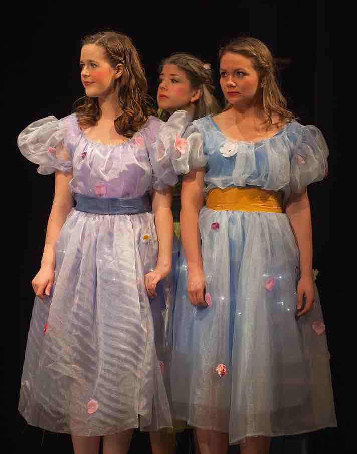 Fairy in Iolanthe - Blue Hill Troupe, 2016
